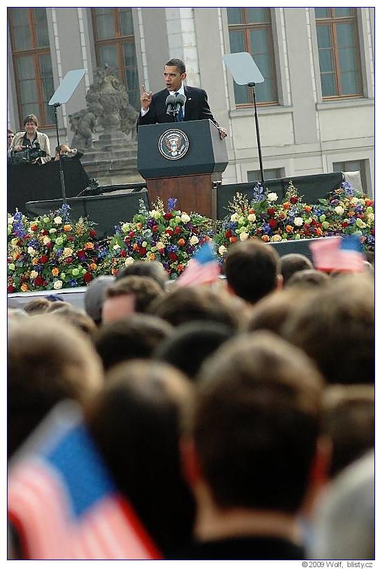 Obama a změna ve světě 2.