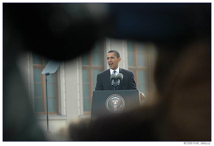 Obama a změna ve světě 3.
