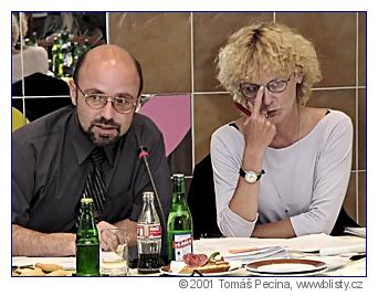 Jan Mrzena aZdena Hůlová